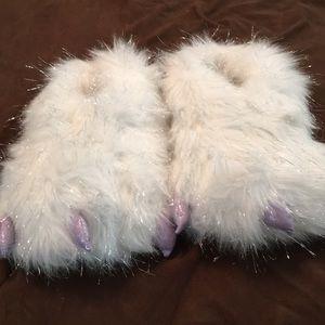 Other - Monster bedroom slippers
